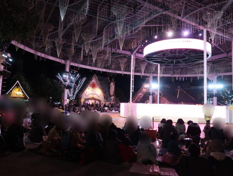 ハーモニーランド,ハローキティ45周年記念イベント,夜のパレード