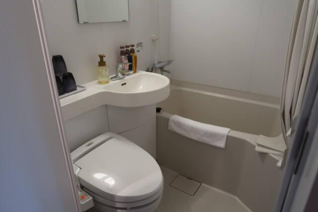 ネスタリゾート神戸,浴室