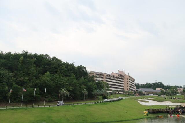 ネスタリゾート神戸,ホテルの外観