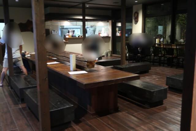 ネスタリゾート神戸の温泉,延羽の湯の休憩所